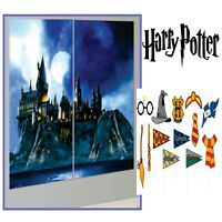 Harry Potter Scene Setter + 13 Photo Props Birthday Party Decoration Supplies