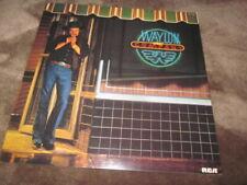 Waylon Jennings 1983 Waylon And Company 12x12 Promo Cover Flat Poster