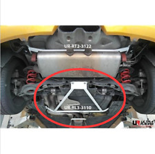 FIT FORD FOCUS ST 2.0T 2012 ULTRA RACING 3 POINTS REAR BRACE LOWER STEEL BAR