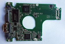 PCB Contrôleur 2060-771962-002 wd5000lmvw-11veds3 Disque dur electronique