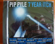 Pip Pyle 7 Year Itch CD NEW SEALED Hugh Hopper/Elton Dean/Jakko Jakszyk
