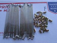 HONDA CT90 CL70 C70 C100 C50 SPOKE SET 36 SPOKE SIZE 1.40.17  NEW! (#55)