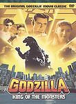 Godzilla, King of the Monsters (1956) Sci-Fi Monster Movie 2002 DVD