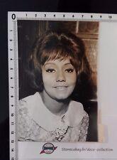 Photo NANCY HOLLOWAY chanteuse Jazz américaine/tirage original/presse/argentique