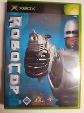 Xbox Game RoboCop (Microsoft 2003, DVD-Box) - gebraucht