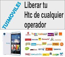 Liberar HTC Orange Movistar Vodafone Yoigo Wildfire Desire Radar Magic One Touch