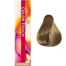 Wella Color Touch Hair Colour Light Blonde Pearl Ash 8/81 60ml