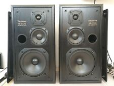 Technics SB-CS70 Hi-Fi Speakers Hifi Loudspeakers 3 Way Output SBCS70 Working