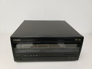 Pioneer PD-F904 File-Type Compact Disc Player AS IS Parts/Repair Powers On READ