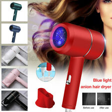 1200W Multicolor Hair Blow Dryer Travel Small Compact Hair Little Handle Tools