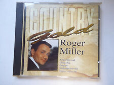 ROGER MILLER  <>  Country Gold  <> NM (CD)