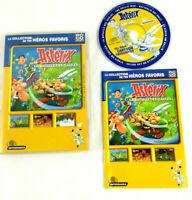 Jeu PC VF  Asterix La Bataille des Gaules avec notice  Envoi rapide et suivi