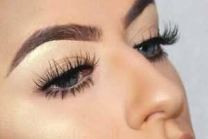 GAZE fluffy lengthening 3D natural eyelashes lashes NOT MAGNETIC UK SELLER NEW!