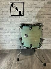 """More details for mapex armory floor tom drum 14""""x 14"""" / ultra marine (new)"""