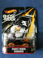 HOT WHEELS MARVEL GHOST RIDER CHARGER  Retro Entertainment