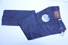 Jeans uomo Jacob Cohen J606 denim marrone (29A)