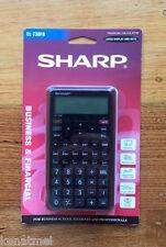 Sharp EL-738,EL738FB Financial Calculator,Brand New,Free Registered Post,GST Inc