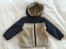 SUPER CUTE KIDS HAND LONG SLEEVED ZIP UP WINTER JACKET COUNTRY ROAD BABY 1-2YR