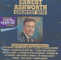 ERNEST ASHWORTH - THE GREATEST HITS NEW CD