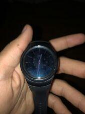 Black Silicone Samsung Gear S2