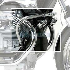 KIT PARAURTI ANTERIORE ACCIAIO CROMATO ORIGINAL MOTO GUZZI NEVADA 750 CLASSIC/V7