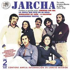 JARCHA-SUS 4 PRIMEROS ALBUMES-2CD