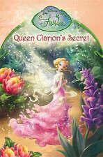 Very Good, Disney Fairies - Queen Clarion's Secret: Chapter Book, , Book