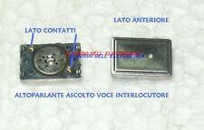 SPEAKER ALTOPARLANTE ASCOLTO VOCE INTERLOCUTORE ORIGINALE NOKIA N73 N900