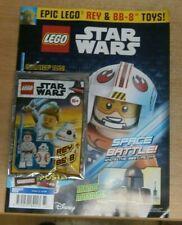 LEGO Star Wars Magazine Issue 65 November 2020 Bespin Luke Sw0971 912065