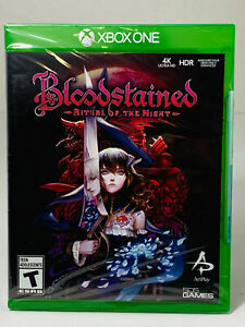 Bloodstained Ritual Of The Night (Xbox One, 2019) NEW SEALED