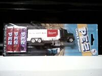 New! Lot Of 4 - 2021 Save Mart / S-MART / LUCKY'S PEZ Truck Candy Dispenser MOC