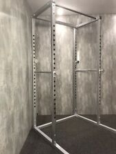 Power Cage Squat Rack And Pull Up Bar Multi Gym Weight Lifting Stand