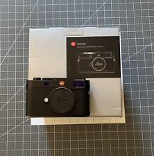 Leica M Typ 262 Digital Rangefinder with 3 batteries