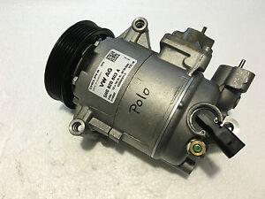 VW Seat Skoda Audi Compresseur D'Air Pompe à Air Climatisation 5N0820803A