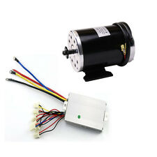 48V 1000W Electric DC Brushed Motor and Controller for ATV Scooter Go kart  zu