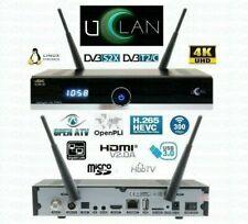 Decoder Wi-Fi Uclan Ustym 4K UHD Enigma 2 Combo DVBS2X/DVBT2 Multistream DvbS2X
