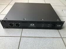 Dynacord CL1600, Endstufe 3000W