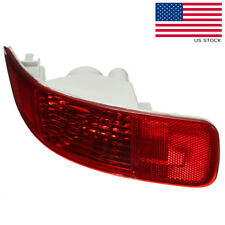 Left Rear Tail Fog Light Bumper Side Marker Reflector For Mitsubish Outlander US