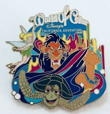 Disney World of Color California Adventures Inc DLR Travel Co Trading Pin Scar