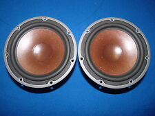 "Dali Phantom Ikon 6 Mid-Low 6.5"" Woofer Driver. 3D Audio. Heavy Duty. One Pair."