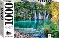 Hinkler Mindbogglers Series 10: Plitvice Lakes, Croatia 1000 Piece Jigsaw Puzzle