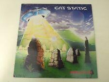 EAT STATIC - ABDUCTION - RARE 1st PRESS DOUBLE LP 1993 PLANET DOG UK - NM/EX--