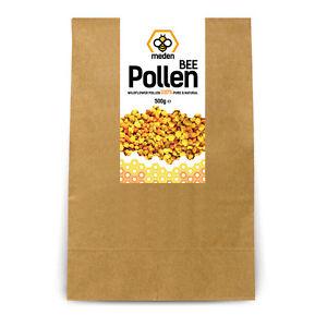 Bee Pollen Granules 500g (Premium Quality) Harvested 2020 - Bulgarian