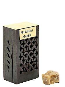 Premium Amber Essence Resin Gift Box FREE SHIPPING US SELLER aromatherapy