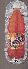 Fanta Orange 20oz Bottle Vending Machine Sign - C