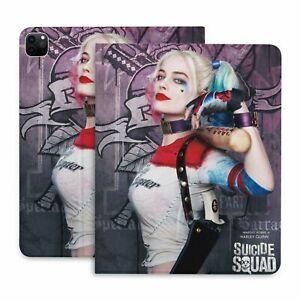 Harley Quinn Comics Auto Wake/Sleep Smart Case for iPad Air3/4 Pro 2020 8th 12.9