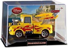 DISNEY CARS 2 DRAG STAR TRUCK MATER TOY COLLECTER CASE DIE CAST MOVIE EXCLUSIVE