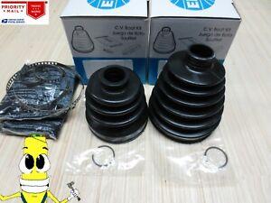 Front Inner & Outer CV Axle Boot Kit For Honda CR-V 1999-2011 EMPI Boots