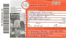 overnight prepaid express zegel  (Geuzendam G2)