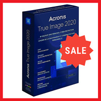 🌟OFFER🌟ACRONIS TRUE IMAGE 2020 ✔️Latest✔️Bootable Image✔️Multilingual✔️